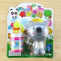 New arrival koala bubble gun child gift bubble toy