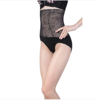 Free drop shipping NWT High Waist Slimming Modal Panty Raise Hip Body Tummy Shaper Briefs Underwear bodie corsets and bustiers