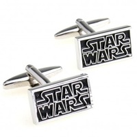 star wars fashion Cuff link 2 Pairs Free Shipping Crazy Promotion for gift
