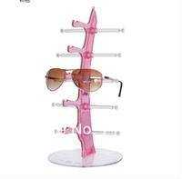 Glasses display stand/ Glasses display/ glasses shelf / Desktop Storage Rack glasses / sunglasses holder boutique