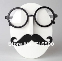 Glasses display stand/ Glasses display/Mr. sunglasses beard glasses racks storage Display Stands creative arts mask counter