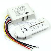 D193 Ways Digital Wireless Wall Switch Remote Control AC 200-240V Intelligent