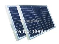 UK stock ,40w 2pcs 20w 18v solar panels,12v soalr module, high quality, free tax , free shipping