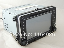 """YOKOTRON"" 7"" Touch TFT Car Radio DVD  rcd 510  VW Golf 5 Passat B6 Jetta  MK6 with DVR +GPS (Free Shipping to Russia)(China (Mainland))"