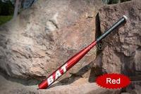 Free Shipping 25 Inch Red Lightweight Aluminum Youth Baseball Bat Softball Bat
