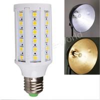 free shipping (5pcs/ lot) 10*4w new arrival SMD5050 4W E27 LED corn light 220Vac warm white/cool white