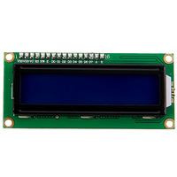 4-line Output Funduino IIC/I2C 1602 2.6-inch LCD Adapter Board Supports I2C Protocol