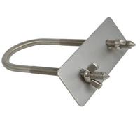 Back Brace For Spit Stainless Steel Back brace A