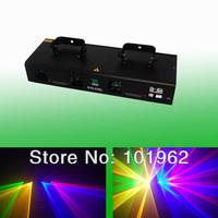 500mw RGYB Red+Green+Yellow+Blue color 4 lens laser light system/disco light laser/cheap laser lights for sale