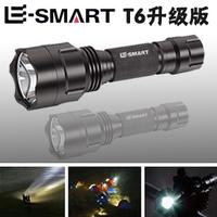 Shenhuo c8 t6 strong light flashlight bicycle headlight ride flashlight 1000