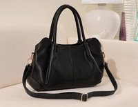 2014 Women New Bag  Genuine Leather Women Messenger Bags Brand Fashion Women Shoulder Bags