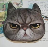 Cat Purse T7525