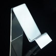 cheap acrylic mobile phone holder