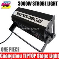 Free Shipping 3000W Strobe Light Martin Strobe Light 220V-240V DMX Channel 4 CH Led Stage Effect Light