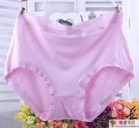 XXXL(3XL)Women's bamboo fiber underwear plus size panties female briefs pants undies shorts women knicker 4pcs/lot wholesales