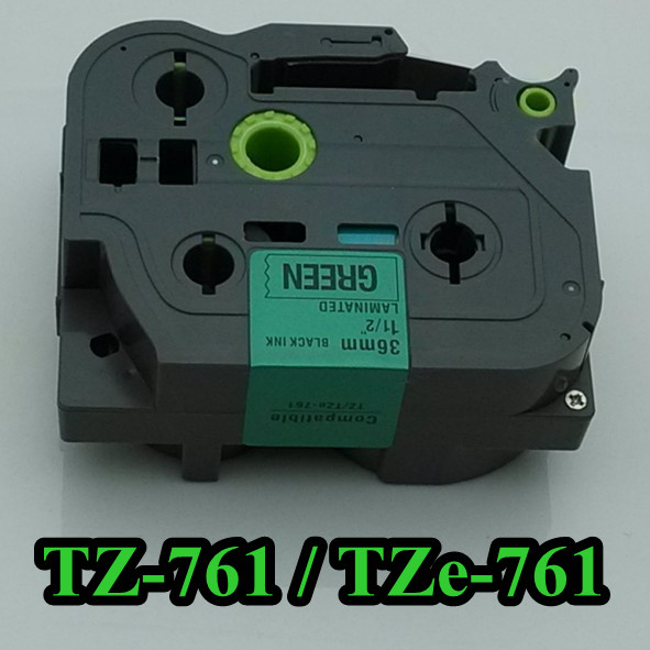 p touch TZ761 P Touch Label Tape PT S231 printer ribbons Printer cartridge