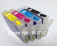 T200 T200XL refillable ink cartridge for Epson  XP200 XP210 XP300 XP400 XP410 WorkForce WF2510 WF2520 WF2530 WF2540 printer