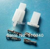 100sets/Lot 2 Pin Connector Leads Header 2.8mm XH-2P Kit Housing Pin header Terminal Free Shipping