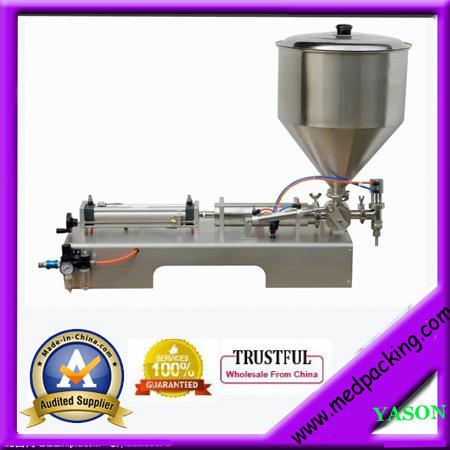 (300~2500ml) Cosmetic cream filler honey bottling equipment Filling Machine for Cream & Shampoo & Cosmetic(China (Mainland))