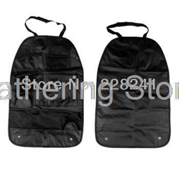 Car Seat Back Pockets Tidy Organizer Holder Storage Bag Travel(China (Mainland))