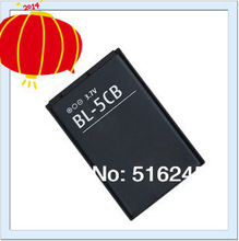 BL-5CB BL 5CB battery for Nok 2600 mobile phone battery ree shipping