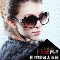 Free Shipping2014New Fashion Frog Mirror Sunglasses Aviator glasses Vintage Eyeglasses glasses Women Polarized Lenses Sunglasses
