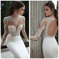 Berta new style mermaid wedding dresses