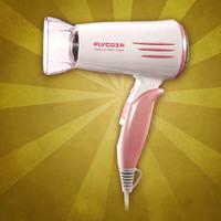 Fh6210 constant temperature hair care hair dryer hair dryer folding