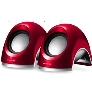 Laptop mini speaker small speaker audio arch bridge usb small audio(China (Mainland))