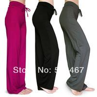 Free shipping women's cheap Plus Size Yoga Sports Pants/Dance Trousers