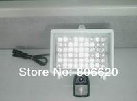 Floodlight  PIR Camera & Recorder with PIR & Motion Sensor & 4P glass lens with IR cut filter Drop Shipping Available