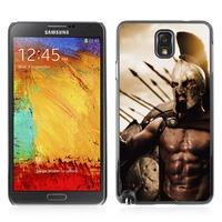FOR Galaxy Note 3 CASE, Sparta 300 Warrior Hard Plastic Case for Samsung Galaxy Note 3 N9000 (N9000-HARR0000142)