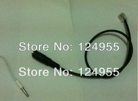 Headset Buddy 3.5MM Headset To 8961 9951 9971 Cisco IP Phone Adapter Converter Jack RJ Plug Cable