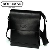 Fashion business casual cowhide man bag shoulder bag cross-body handbag cross-body male bag