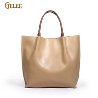 Shoulder bag new arrival 2014 women's handbag fashion spring and summer fashion vintage handbag large bag leather bag