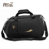 Man bag large capacity one shoulder handbag cross-body gym bag travel bag shoes independent sports bag