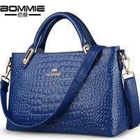Fashion women's portable genuine leather female bags fashion trend leather bag 2014 one shoulder cross-body big