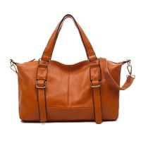 New arrival inme genuine leather female bags 2014 women's handbag female fashion shoulder bag cross-body handbag