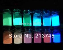 glowing powder promotion