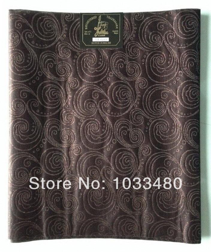 Coffee color [Free shipping]african head tie,Nigeria Gele,Super jubilee sego headtie,2pcs/set,wholesale Nigerian()