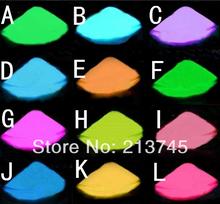 popular glowing powder