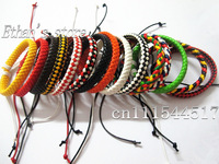 Free Shipping Lady's Charm Bracelets Wristband Fashion Jewelry  Mix Color