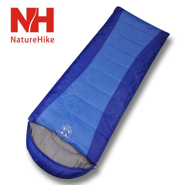 Naturehike-nh outdoor sleeping bag ultra-light adult sleeping bag double camping sleeping bag(China (Mainland))