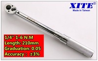 Precision torque wrench 1-6n.m