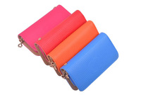 2014 New Arrival vintage brand pearl slider women long wallet ,Fashion High Quality coin purse for women 14002