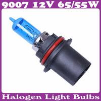 9007 Halogen Light  Xenon New Super White 12V 65/55W Lights Bulbs Lamp 6000K 2 pcs/Lot