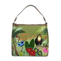 Braccialini women's handbag three-dimensional cartoon women's handbag