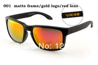 men fashion brand wayfarer Holbrook sports VR/46 sunglasses with original box free drop shipping