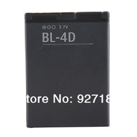 Free Shipping 1200mAh Replacement Cell Phone Batteries BL-4D for E5/E7/N8/N97 mini