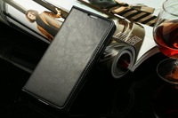 With stand Wallet High Quality PU Leather flip cover Case for samsung galaxy S5 + MOQ:1pcs/lot Free shipping